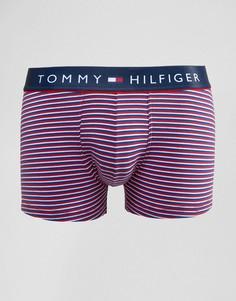 Боксеры-брифы в полоску Tommy Hilfiger Icon - Красный
