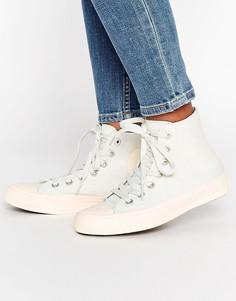 Высокие кеды с подошвой пастельного цвета Converse Chuck Ii - Мульти