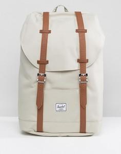 Серый рюкзак Herschel Supply Co. Retreat - Серый
