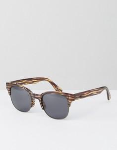 Солнцезащитные очки с черепаховой отделкой Vans - Мульти