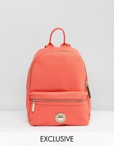 Коралловый рюкзак Versace Jeans - Оранжевый