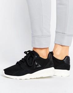 Сетчатые кроссовки Le Coq Sportif R900 - Черный
