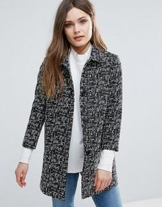Пальто Helene Berman Topper - Черный