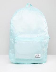 Складывающийся рюкзак из ткани рипстоп Herschel Supply Co. - Синий