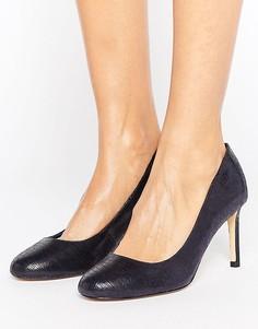 Туфли-лодочки с закругленным носком Dune - Темно-синий