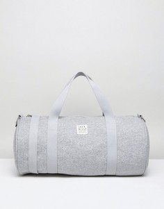 Серая хлопковая сумка Jack Wills - Серый