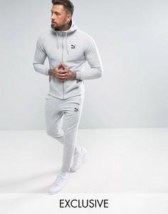 Серый спортивный костюм Puma эксклюзивно для ASOS - Серый