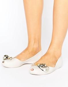Туфли Zaxy Luxury - Кремовый