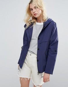 Куртка с высоким воротником Parka London Anja - Синий