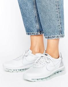 Кроссовки с отделкой металлик Nike Premium Ld Zero Pure Platinum - Серый