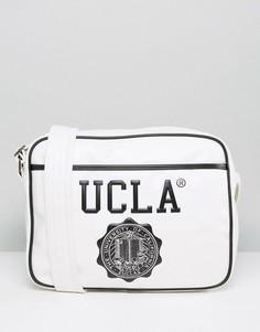 Сумка в стиле ретро UCLA - Белый