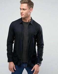 Куртка-рубашка на молнии Jack & Jones - Черный