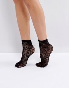 Черные носки Jonathan Aston Treasure - Черный