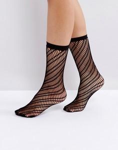 Черные носки Jonathan Aston - Черный
