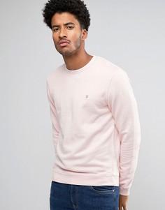 Розовый окрашенный свитшот Farah Pickwell - Розовый