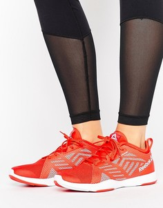 Низкие кроссовки Reebok Cardio Inspire Riot - Красный