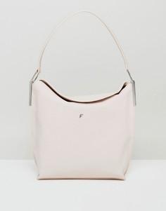 Светло-розовая сумка-хобо через плечо Fiorelli - Розовый