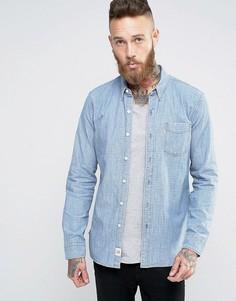 Рубашка в горошек с карманом Levis Sunset Oak - Белый Levis®