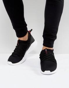 Черные кроссовки с застежкой-тогл Nike Jordan Formula 23 908859-001 - Черный