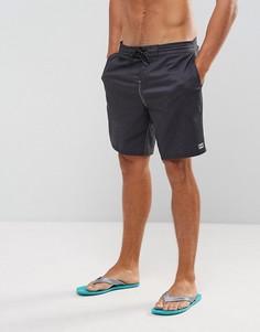 Пляжные шорты Billabong All Day - 18 дюймов - Черный