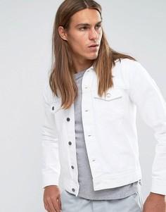 Джинсовая куртка Dr Denim - Белый
