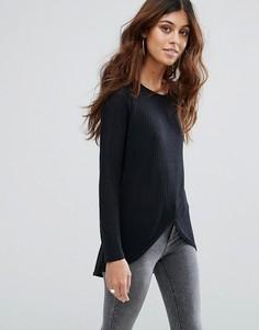 Джемпер‑пуловер с запахом Only Dhaka - Темно-синий