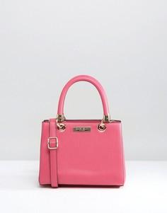 Миниатюрная сумка-тоут Carvela Dea - Розовый
