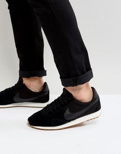 Черные кроссовки-премиум Nike Pre Montreal 17 898032-002 - Черный