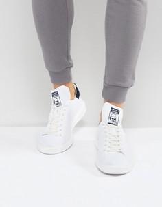 Белые кроссовки adidas Originals Stan Smith BB0012 - Белый