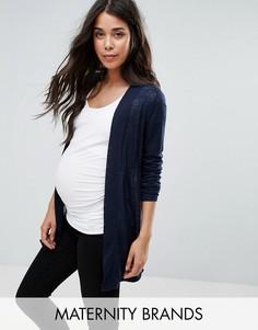 Кардиган Mamalicious Maternity - Темно-синий Mama.Licious