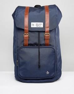Рюкзак с двумя ремешками Original Penguin - Темно-синий