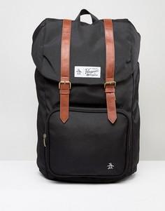 Рюкзак с двумя ремешками Original Penguin - Черный