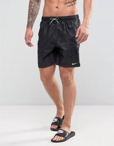 Черные шорты для плавания Nike Camocean NESS6370 001 - Черный