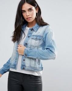 Джинсовая куртка Vero Moda - Синий
