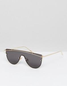 Солнцезащитные очки-маска Jeepers Peepers - Желтый