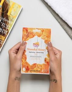 Увлажняющая маска-салфетка с медом манука Vitamasque - Бесцветный Beauty Extras