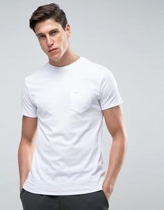 Футболка с карманом Threadbare - Белый