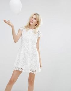 Кружевное платье Paul & Joe Sister - Белый