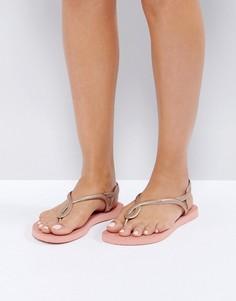 Сандалии Havaianas Luna - Розовый