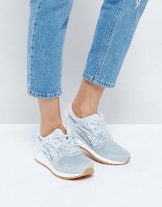 Серо-кремовые кроссовки Asics Gel-Lyte Iii - Серый