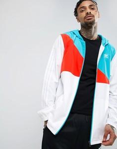 Куртка-ветровка adidas Skateboarding BK0899 - Белый