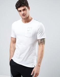 Футболка с карманом Nike Court 836064-104 - Белый