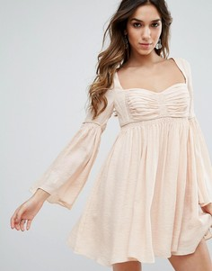 Платье для вечеринок Free People Duchess - Розовый