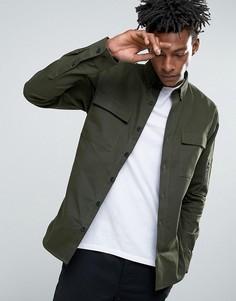 Куртка Utility - Зеленый Troy