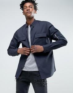 Куртка Utility - Темно-синий Troy