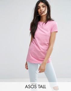 Футболка ASOS TALL - Розовый