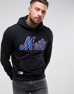 Худи с принтом Mets New Era - Черный