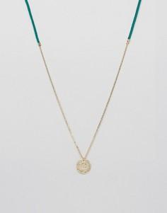 Ожерелье с подвеской Orelia - Мульти