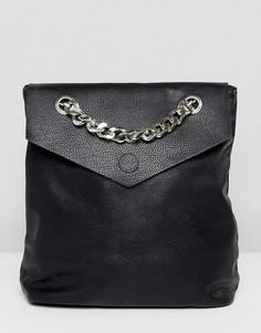 Рюкзак с цепочками Missguided - Черный