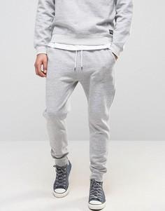 Трикотажные спортивные брюки Levis Line 8 - Серый